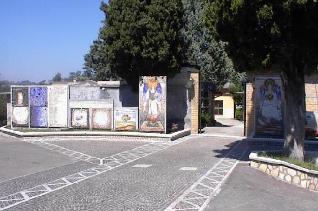 Cimitero di Strangolagalli