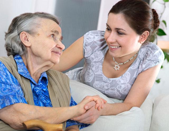 Accompagnatori anziani